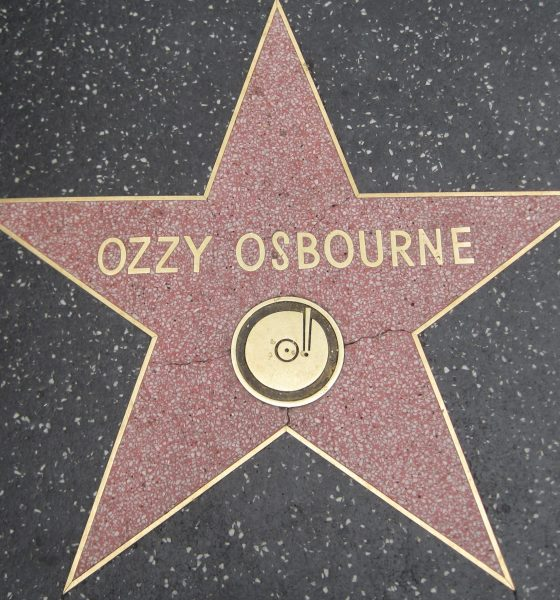 Ozzy Osbourne Goes Into the WWE Hall of Fame