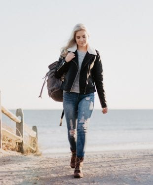 style tips for those who have lived the military lifestyle