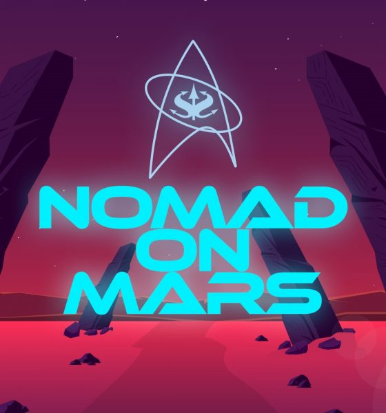 """Exclusive Video Premiere of Stormy Strong's New Original """"Nomad On Mars"""""""
