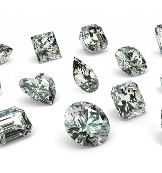 Learning the Difference Between a Radiant Cut and Princess Cut Diamond