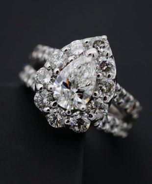 Radiant Cut and Princess Cut Diamond