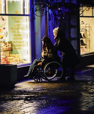 Fashion Tips For Wheelchair Users