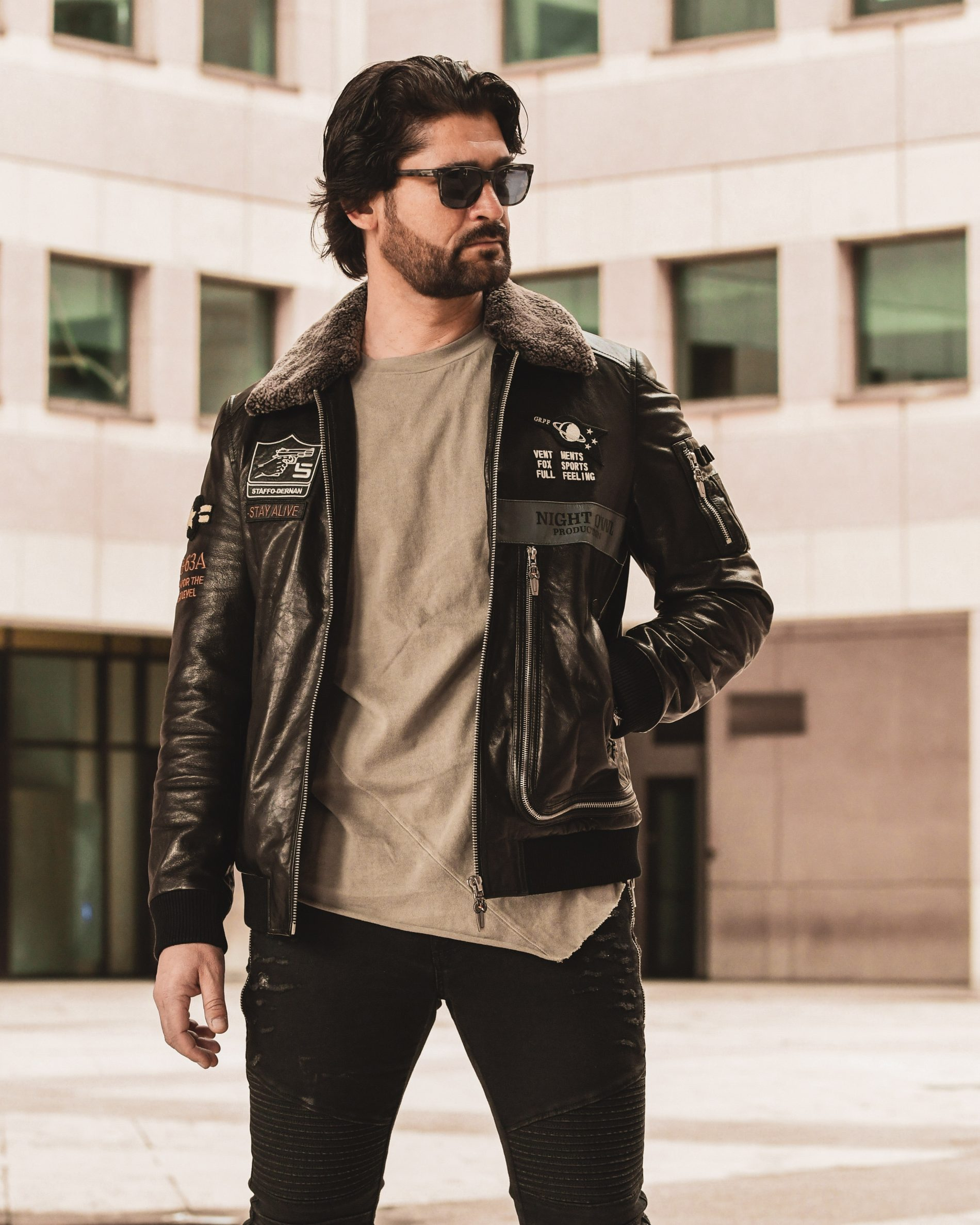 5 jackets every man should own