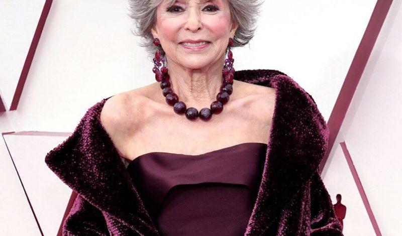 "Rita Moreno Defends Lin-Manuel Miranda Amid In the Heights Colorism Backlash: ""Leave It Alone"""