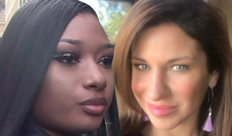 Meg Thee Stallion Fans Have GOP Pundit Fearing for Her Life