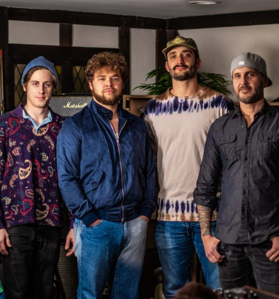 """New England's Blue Light Bandits Release Highly Anticipated Album """"Honestly Glad It Happened"""""""