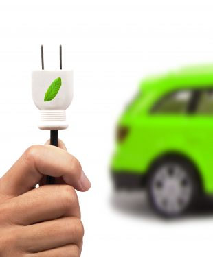 how do I charge an electric car