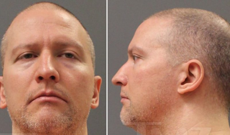 First Look at Derek Chauvin Behind Bars Since 22.5 Year Sentence