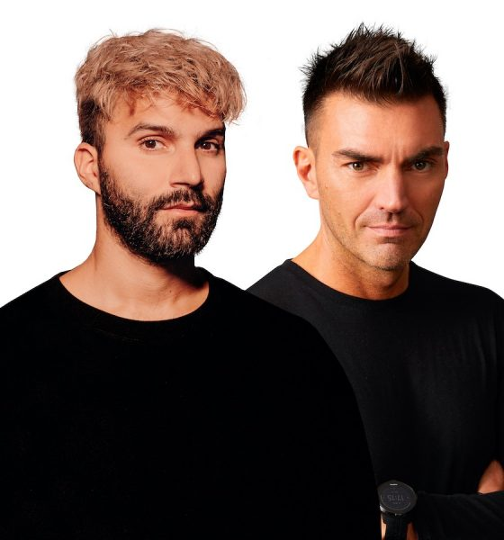 """Multi-Platinum R3HAB and Gabry Ponte Paint A Mysterious Character in New Single """"The Portrait."""" Out Now on CYB3RPVNK"""
