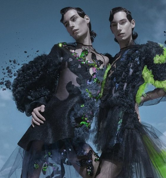 A new Generation of Fashion Designers, led by Saya Zalel