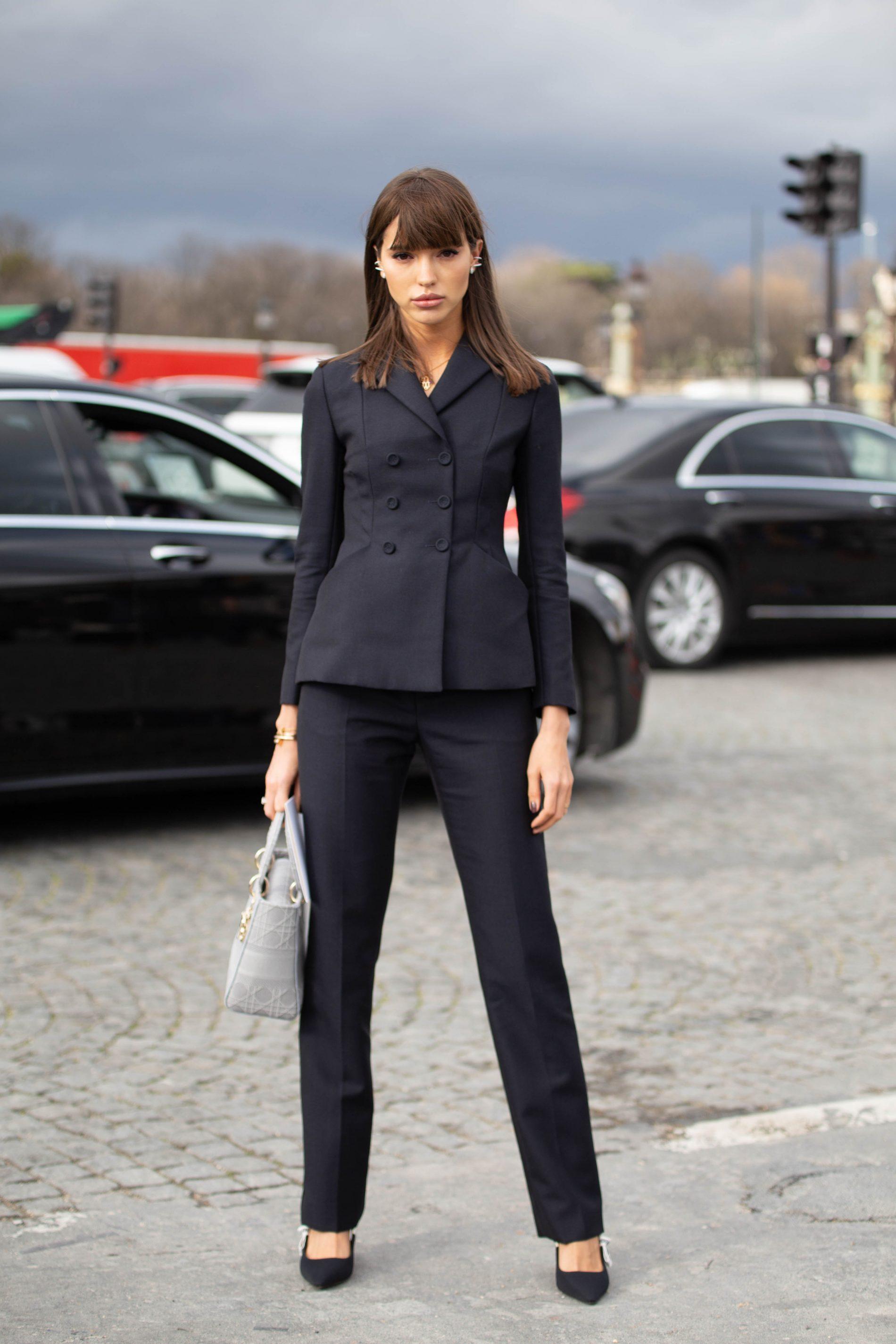 Streetstyle Paris Fashion WeekIG : @nassimhandstied