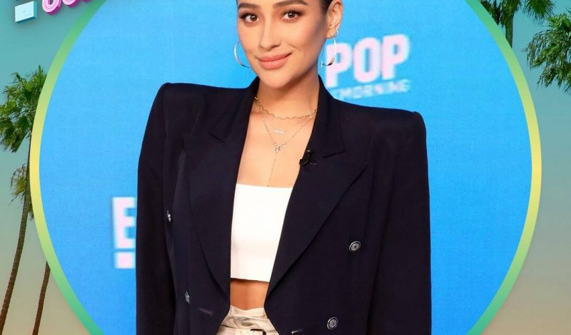 20 Questions With Shay Mitchell