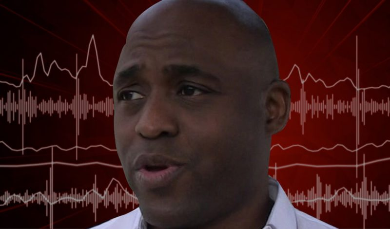 Wayne Brady Gets Racist, Expletive-Laced Voicemail at CBS Studio