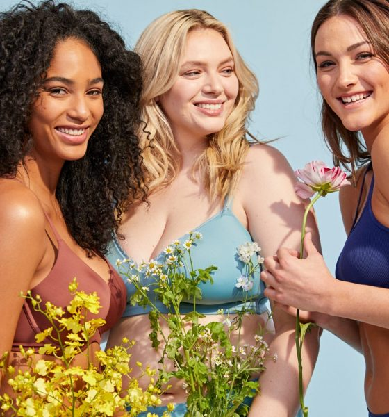 The First 'Plant-Based Bra' Has Been Released and You Need It!