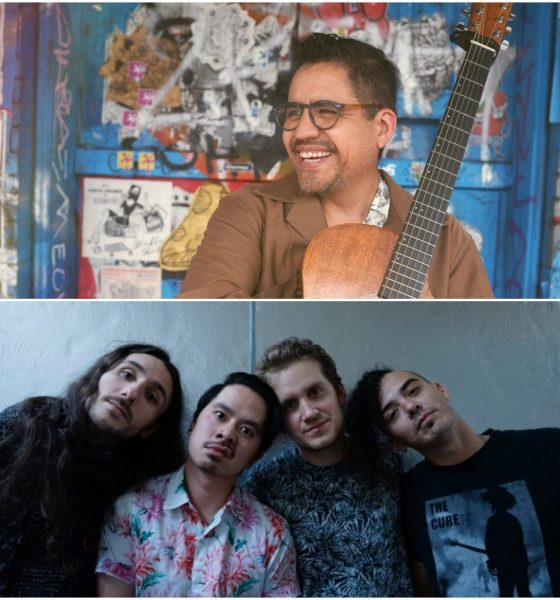 BANDS INTERVIEWING BANDS: Love District & Ricky Mendoza