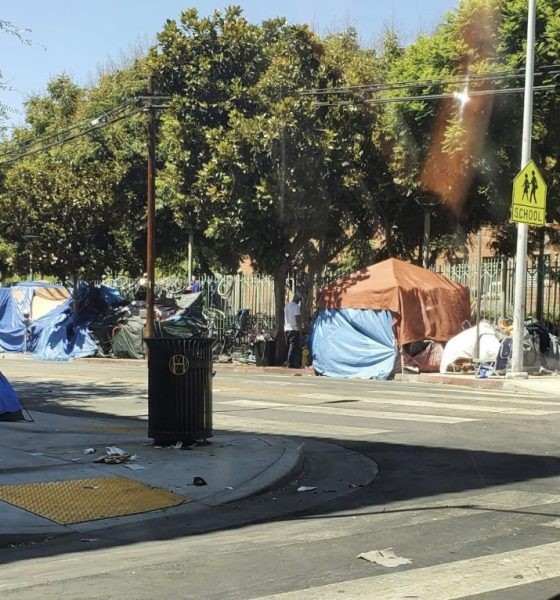 Hollywood Businesses First to Feel Disastrous Effects of Unchecked Homelessness