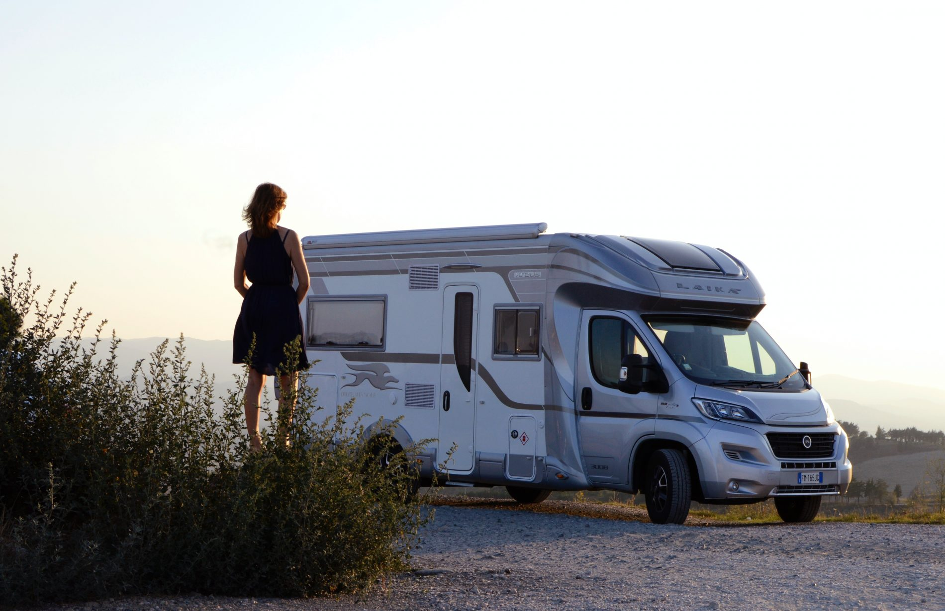 storing your motorhome
