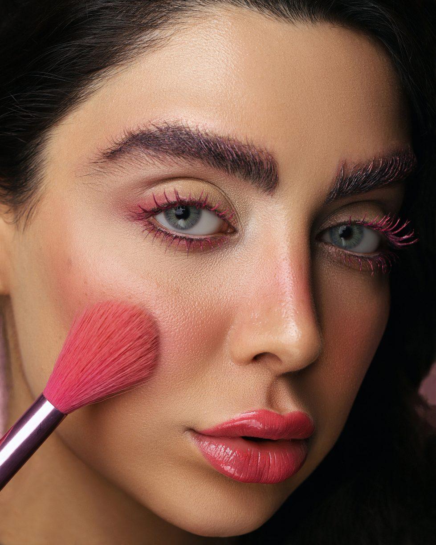 celebrity makeup artists on Instagram