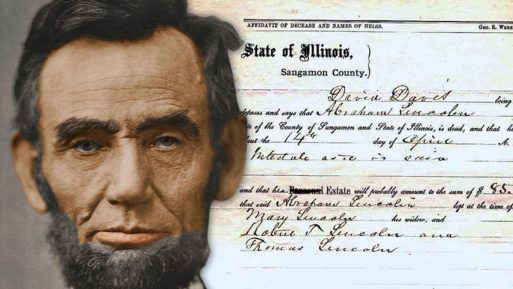 abraham-lincoln's-death-certificate-going-up-for-sale