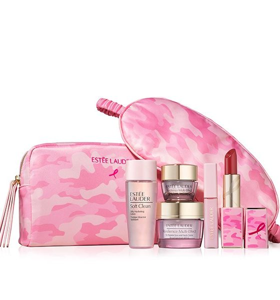5 Must-Haves from The Estée Lauder Companies 'Pink Ribbon Products'
