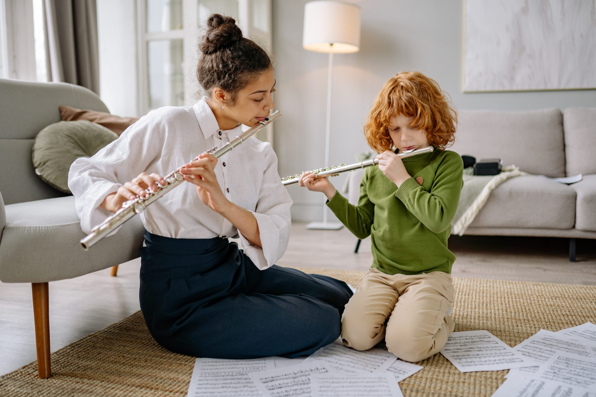 learning a musical instrument online