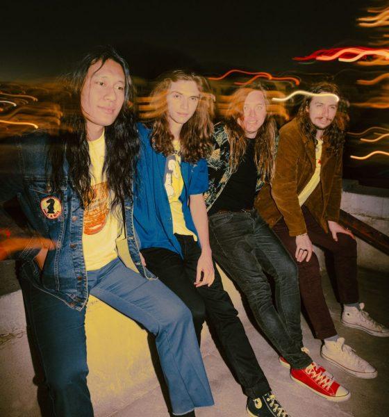 "LA Rock Band Wavy Trees Release New Music Video, ""Hypocrite"""