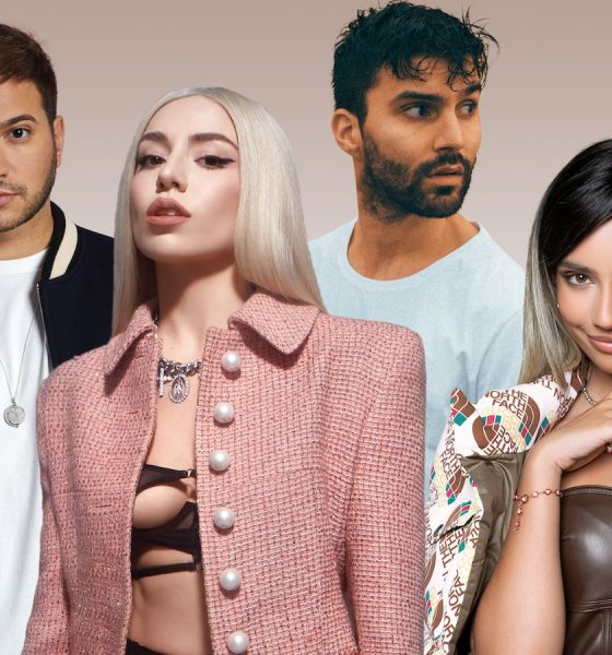 """R3HAB, Jonas Blue, Ava Max and Kylie Cantrall's """"Sad Boy"""" Receives Two New Dancefloor-Friendly Mixes, Courtesy of R3HAB and Jonas Blue"""