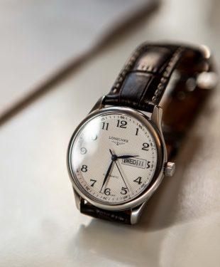Longines master automatic watch