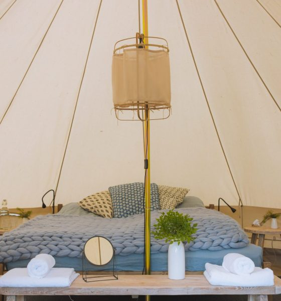 How to Turn Your Camping Into Glamping
